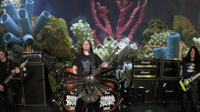 A Morbid Angel és az akvárium esete