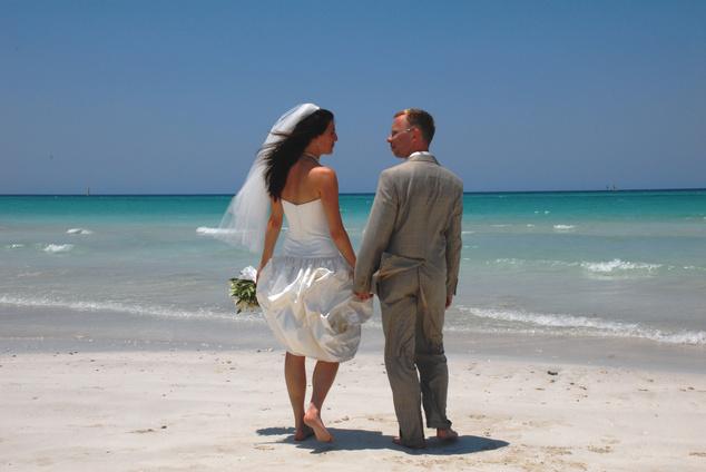 Esküvő és passzátszél