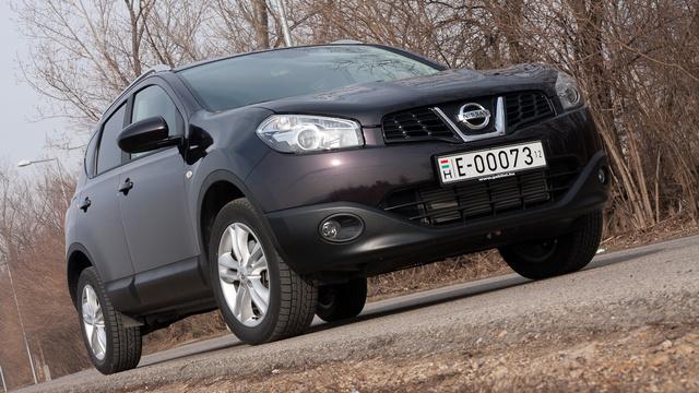 A Nissan ügyesen hozza ki a legtöbbet a Qashqaiból, nem érdemtelenül