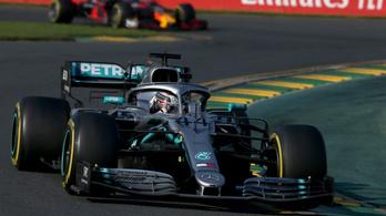 Megtalálta a Mercedes, mitől volt lassú Hamilton