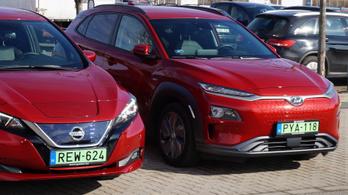 Hyundai Kona Eletric vagy Nissan Leaf: melyik a jobb vétel?