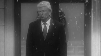 Trump megint kiborult egy paródia miatt