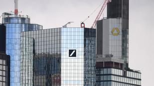 Hivatalosan is tárgyal a fúzióról a Deutsche Bank és a Commerzbank