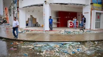 Lerombolt az Idai ciklon egy teljes mozambiki várost