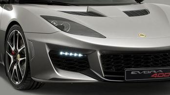 Használhatóbb sportkocsit ígér a Lotus