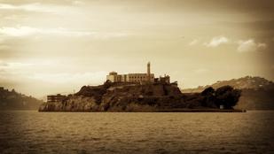 Ismeretlen alagutakat találtak Alcatraz börtöne alatt a régészek
