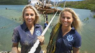 Eszméletlen, hogy mi a munkája ennek a két ausztrál nőnek