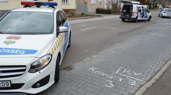 Halálos baleset áldozata lett egy idős nő Egerben