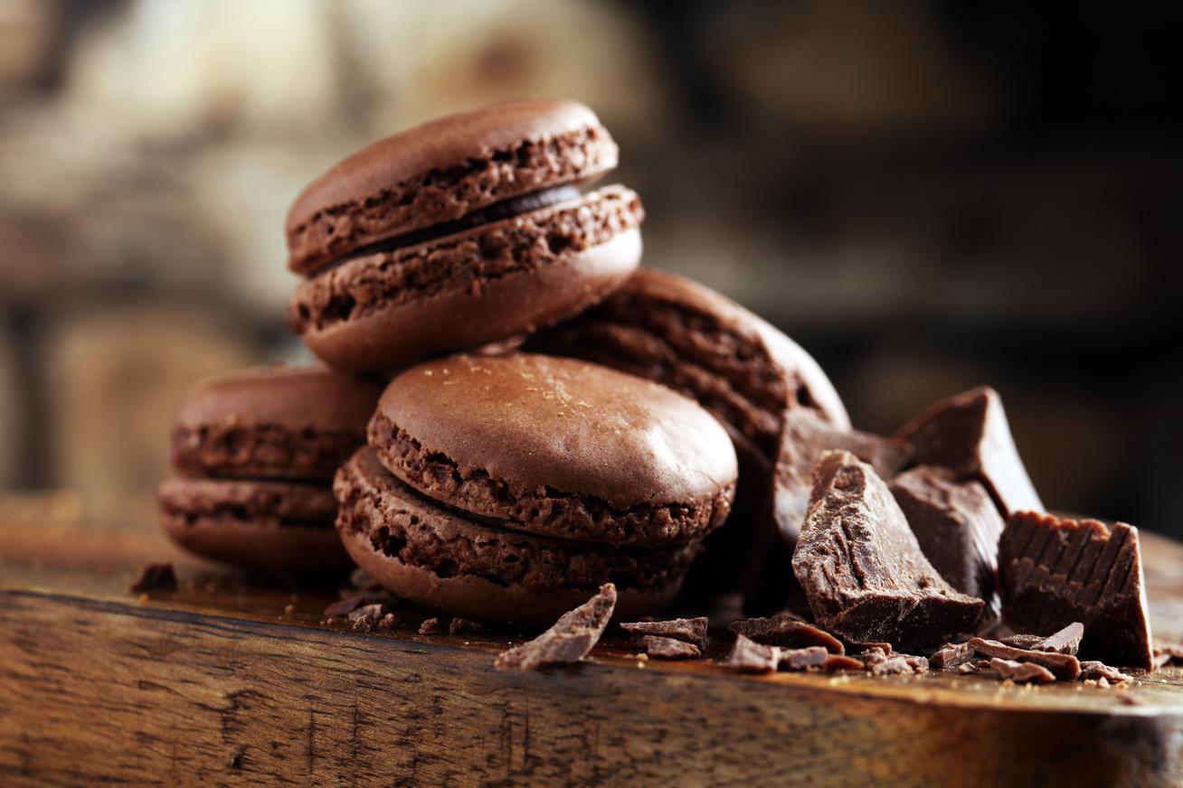 csokis-macaron