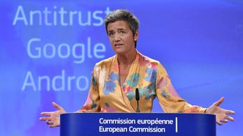 Nagyon durva EU-s büntetés elé néz a Google