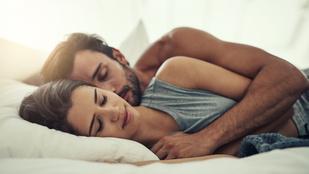 Miért rángatózunk elalvás közben?