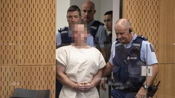 Nem vallotta magát bűnösnek a christchurchi mészáros
