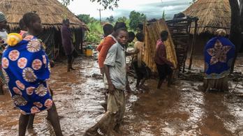 Ezer áldozata is lehet az Idai ciklonnak