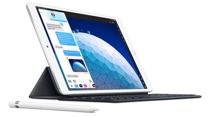 Az új iPad Air