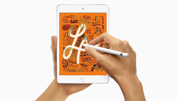 Az új iPad mini