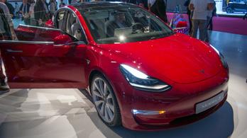 Erősebb lesz a Tesla Model 3