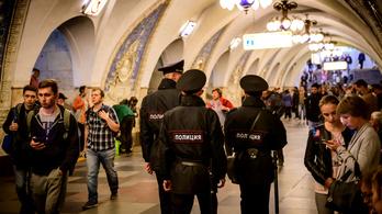 Bombariadó miatt leállították a teljes moszkvai metróhálózatot