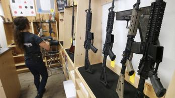 Az 50 halott ellenére kemény dió a félautomata puskák betiltása