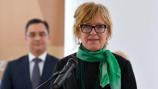 Handó Tünde nem örül annak, hogy az utolsó szót nem a magyar bíróságok mondják ki