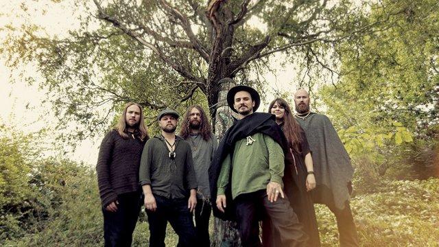 Erdei folk rock a finn rengetegből