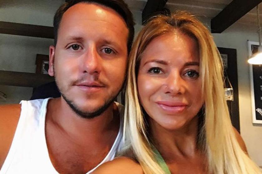 Judy és férje, Molnár Balázs 2008-ban szerettek egymásba, azóta is imádják egymást.
