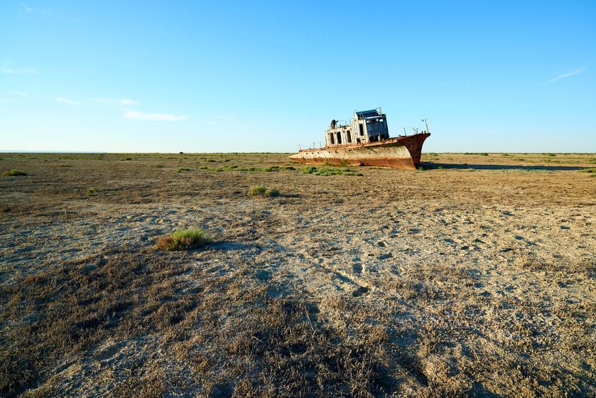 A Turáni-síkság tengerszint feletti magassága mindössze 100-200 méter, a szélsőséges éghajlata miatt viszont rettentően száraz terület.