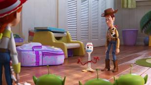 Kijött a Toy Story 4 új előzetese