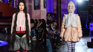Ez a divatbemutató megerősít minden sztereotípiát a japánok és a szex viszonyáról