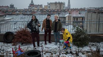 Egy magyar zenekar, akiknek sikerülhet betörni Kínába