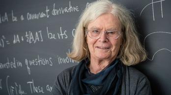 Először kapta nő a matematika Nobel-díját