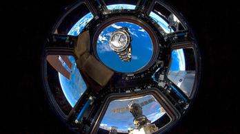 Űrhajóablakot árverez az Európai Űrügynökség