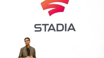 Itt a Google nagy bejelentése, a Stadia játékstreamer
