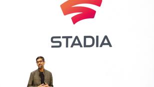 Itt a Google nagy bejelentése, a Stadia játékstremer