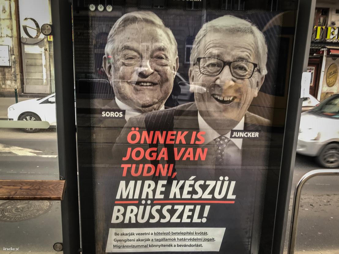 Plakátkampány Budapesten