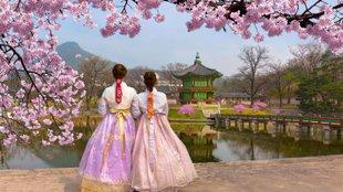 Kultúrsokk Koreában
