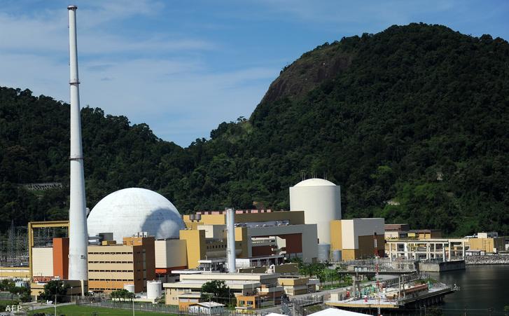 Az angrai erőmű