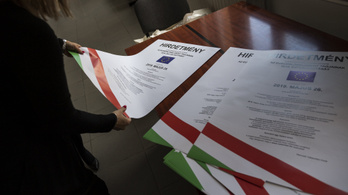 Csütörtöktől lehet kérni az átjelentkezést az EP-választásra