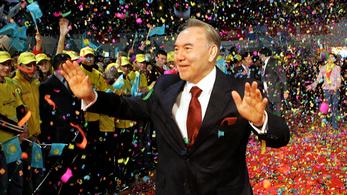 Telehintik Kazahsztánt Nazarbajev nevével