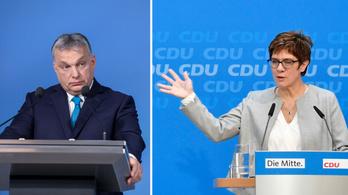 A Fidesz tagságának felfüggesztéséről szavazhat a Néppárt