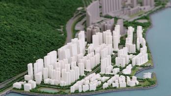2032-re már be is lehet költözni a világ legnagyobb mesterséges szigetére