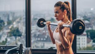 Gyorsabb anyagcsere, jobb hangulat, erős csontok: edzeni megéri!