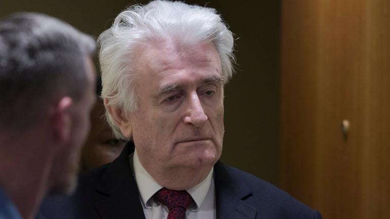 Életfogytiglanra súlyosbították Karadžić büntetését