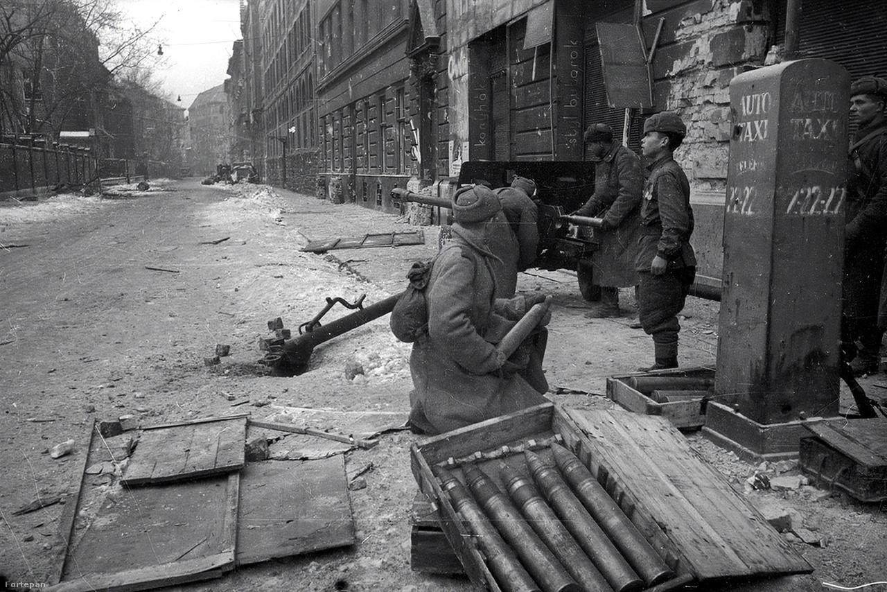 """Mária utca, Józsefváros.Sztálin becsben tartotta, ő lehetett a potsdami konferencia szovjet fotósa, és az övé lett a nürnbergi per egyik sokat idézett képe, amelyen Hermann Göring válaszol a bíróságnak, két amerikai őrrel közrefogva. """"Nem lehetett jól fotózni a sajtó helyéről. Megkértem a szovjet delegáció titkárát, hogy az ebédszünetből késve jöjjön vissza. Beültem a helyére, óvatosan a földre tettem a gépet, hogy ne legyen feltűnő. Aztán, amikor jött Göring, elkattintottam. Az amerikaiak nagyon szeretik ezt a képet, érződik belőle a két amerikai katona ereje. Ilyen képe                          senkinek nem volt, én meg két üveg whiskyért megcsinálhattam"""" – mesélte az élete utolsó évében róla készített francia dokumentumfilmben."""