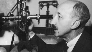 A tudománnyal verte át a nácikat a magyar kémikus