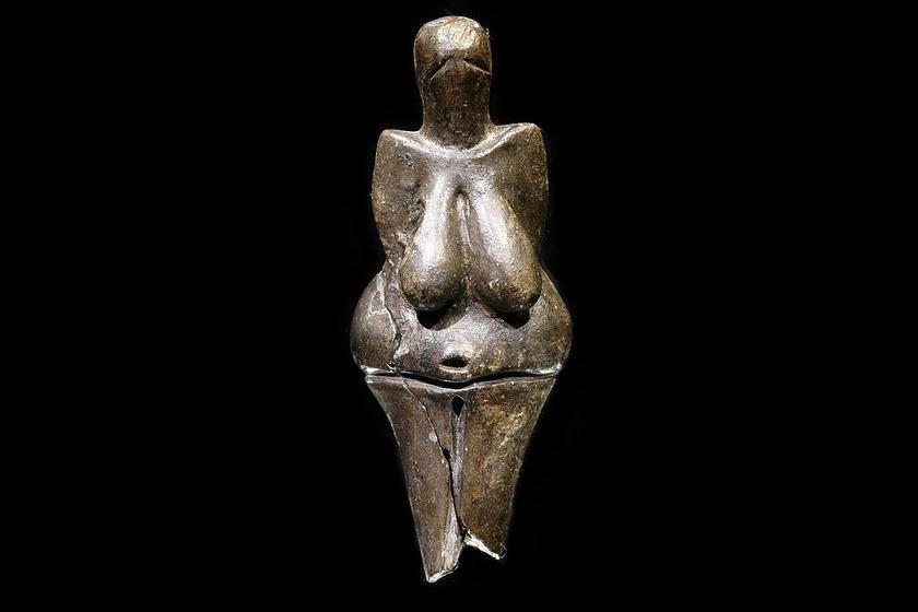 A szobrocska jelenleg a Morva Helytörténeti Múzeumban kapott helyet.