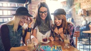 6 tuti társasjáték baráti összejövetelekre