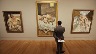 Egy vagyont utasított vissza a londoni képtár az opiátkrízis miatt