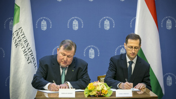 Hungarian government could be opening backdoor for Russian secret services