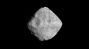 Vízre utaló ásványokat talált az aszteroidát vizsgáló Hajabusza-2