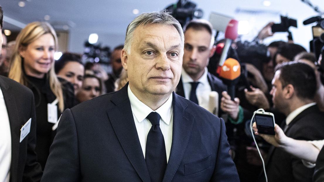 Felfüggesztették a Fidesz tagságát a Néppártban